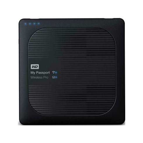 WD My Passport Wireless Pro 2TB WiFi