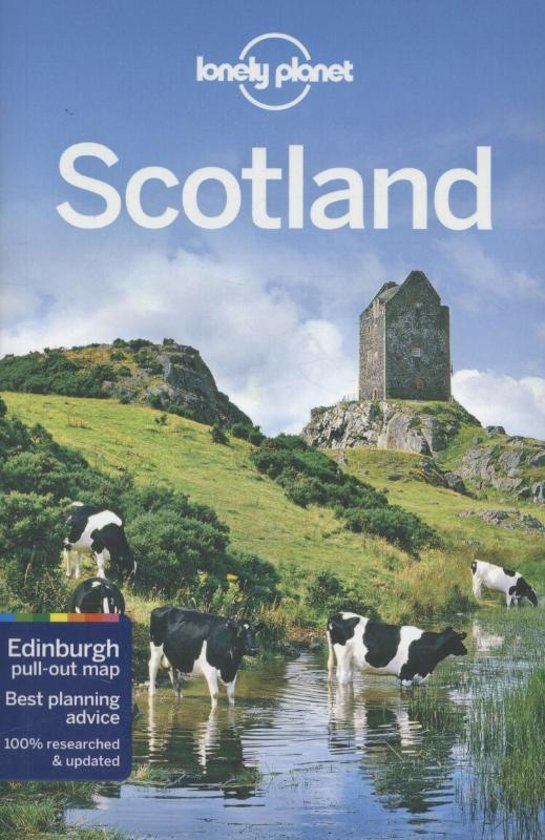 Lonely Planet Scotland - 8th edition