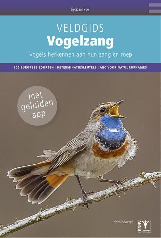 Veldgids vogelzang van Europa