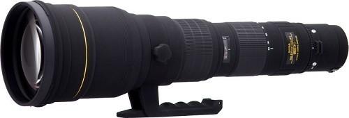 Sigma 300-800mm F5.6 APO EX DG HSM Canon