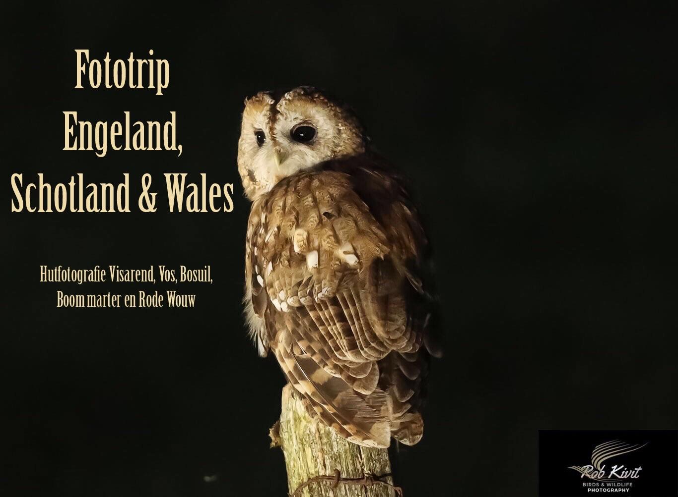 Fototrip Engeland, Schotland en Wales